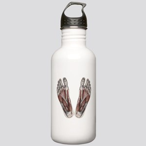 Vintage Human Anatomy Stainless Water Bottle 1.0L