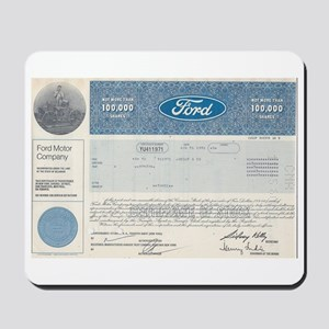 Ford Stock Mousepad