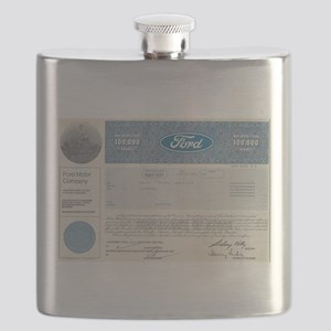 Ford Stock Flask