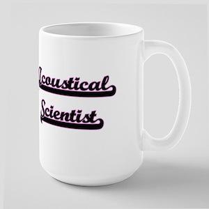Acoustical Scientist Classic Job Design Mugs