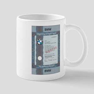 BMW 1996 Bond Mug