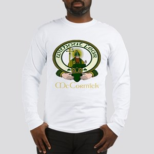 McCormick Clan Motto Long Sleeve T-Shirt