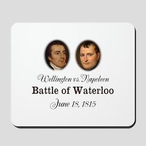 Waterloo 200th Anniversary Mousepad