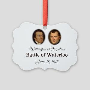 Waterloo 200th Anniversary Ornament
