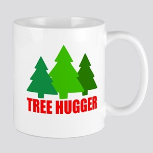 TREE HUGGER Mugs