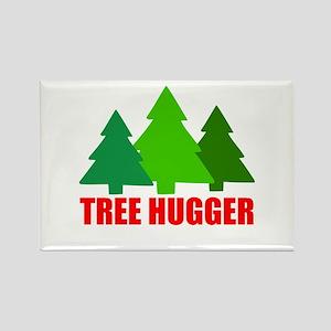 TREE HUGGER Magnets
