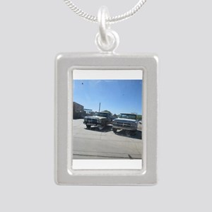 Old Trucks Necklaces