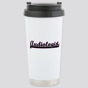 Audiologist Classic Job Stainless Steel Travel Mug