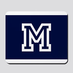 Your Team Monogram Mousepad