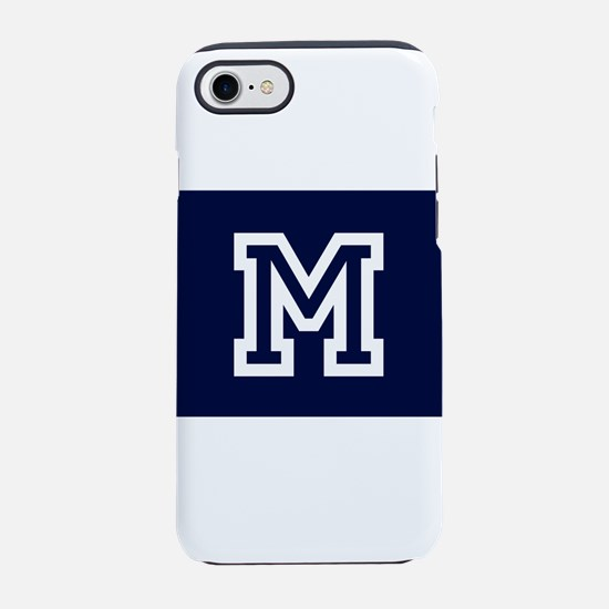 Your Team Monogram iPhone 7 Tough Case