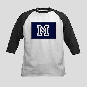 Your Team Monogram Baseball Jersey