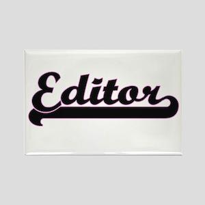 Editor Classic Job Design Magnets
