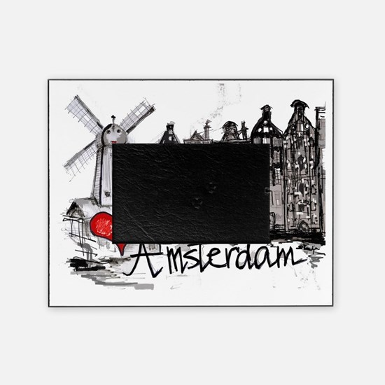 I love Amsterdam Picture Frame