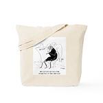 Toilet Cartoon 9263 Tote Bag