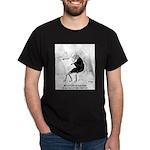 Toilet Cartoon 9263 Dark T-Shirt