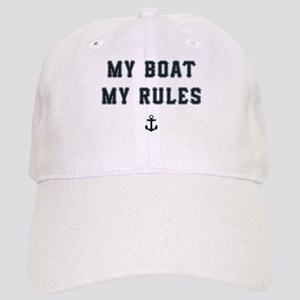 My Boat My Rules Cap
