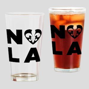 NOLA Drinking Glass