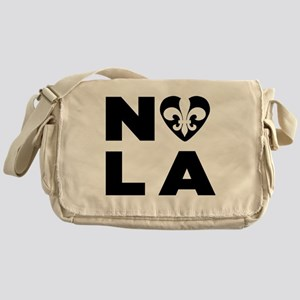 NOLA Messenger Bag