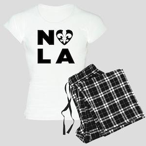 NOLA Women's Light Pajamas