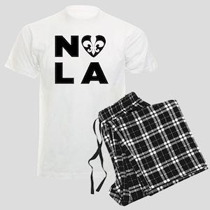 NOLA Men's Light Pajamas