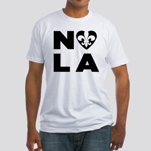 NOLA Fitted T-Shirt
