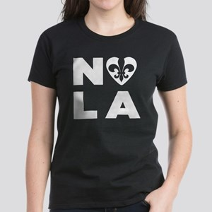 NOLA Women's Dark T-Shirt