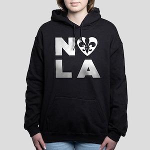 NOLA Women's Hooded Sweatshirt