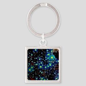 Starry Sky Keychains