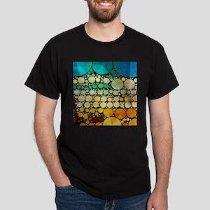 mod circles pattern T-Shirt