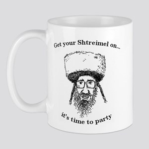 Shtreimel : Party Time! Mug