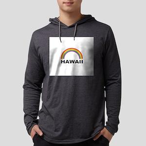 hawaii rainbow Long Sleeve T-Shirt