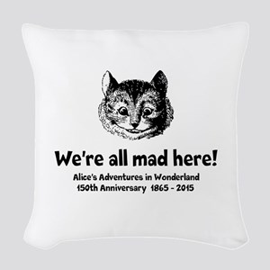 All Mad 2015 Woven Throw Pillow