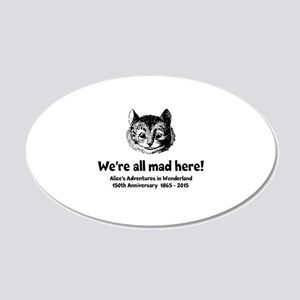 All Mad 2015 Wall Decal