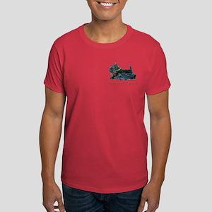 Scottie Squirrel Patrol Dark T-Shirt