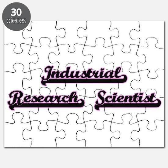 Industrial Research Scientist Classic Job D Puzzle