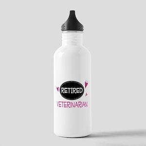 Retired Veterinarian Stainless Water Bottle 1.0L