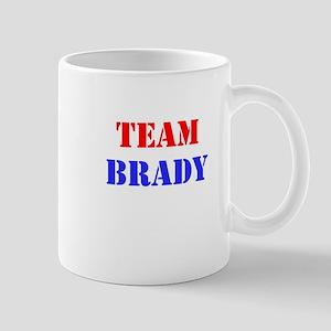 Team Brady Mugs