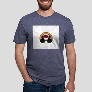 red hawaii cool T-Shirt