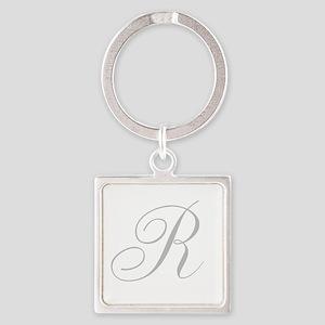 Elegant Monogram You Personalize Keychains