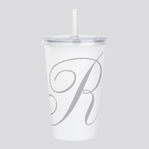 Elegant Monogram You Personalize Acrylic Double-wa