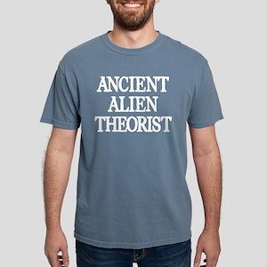 Ancient Alien Theorist Mens Comfort Colors Shirt
