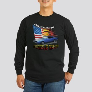Charger Long Sleeve Dark T-Shirt