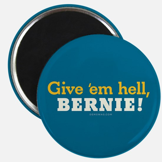 """Bernie Sanders President 20 2.25"""" Magnet (10 pack)"""