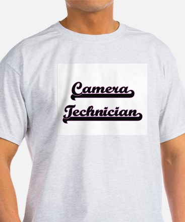 Camera Technician Classic Job Design T-Shirt