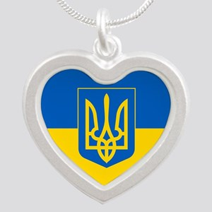 Ukrainian Flag Necklaces