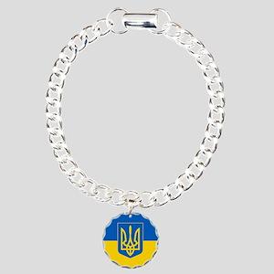 Ukrainian Flag Bracelet