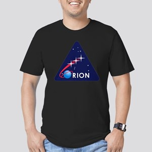NASA Orion Program Ico Men's Fitted T-Shirt (dark)
