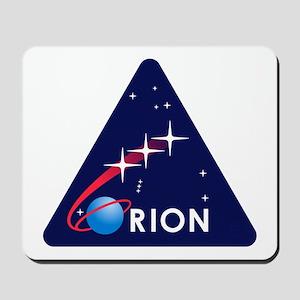 NASA Orion Program Icon Mousepad