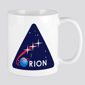 NASA Orion Program Icon Mug