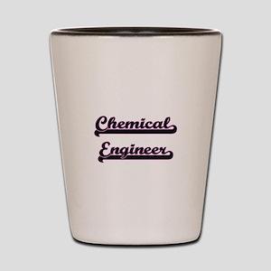 Chemical Engineer Classic Job Design Shot Glass